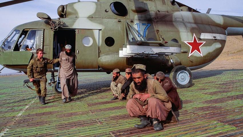 Три најуспешније операције совјетских трупа у Авганистану