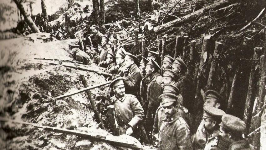 Sarakamiš: Kako je 1914. ruska armija do nogu potukla vojsku Enver-paše