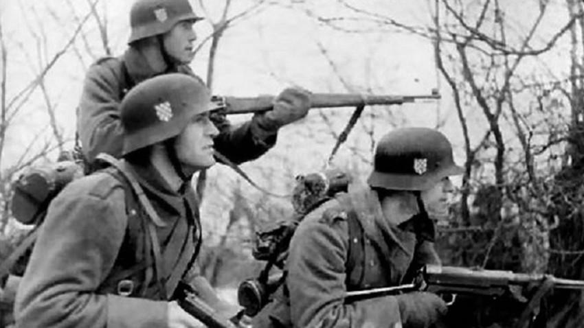 Kako su hrvatske vojne jedinice ratovale protiv SSSR-a u Drugom svetskom ratu