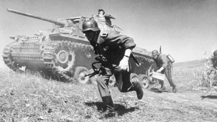 Последња страшна офанзива немачке армије у Другом светском рату