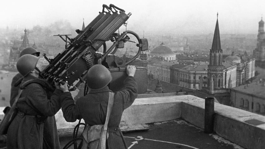 Šta su Sovjeti planirali da urade ako bi nacisti 1941. zauzeli Moskvu?
