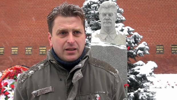 Portret pravog staljiniste: Kako Staljinov praunuk Jakov Džugašvili brani svog pradedu