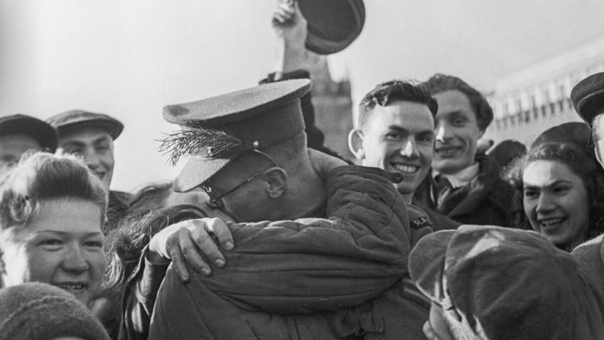 Kako su stanovnici Sovjetskog Saveza dočekali pobedu u Drugom svetskom ratu