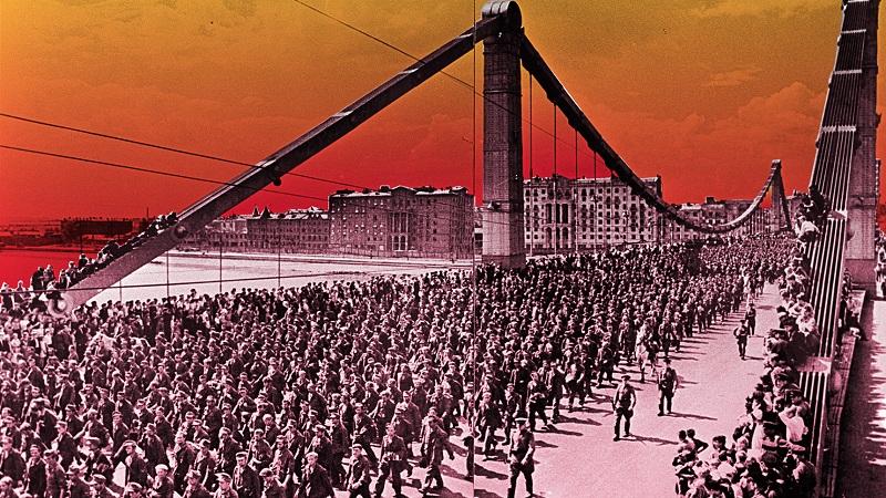 """Операција """"Велики валцер"""": Како су немачки војници марширали Москвом у Другом светском рату"""