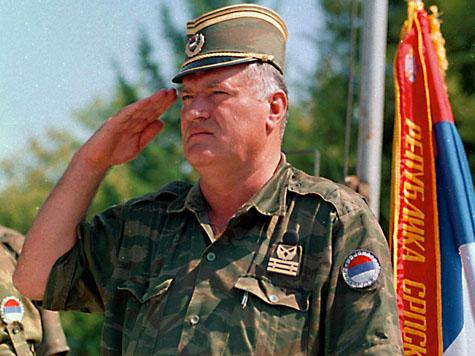 Генерал Ратко Младић