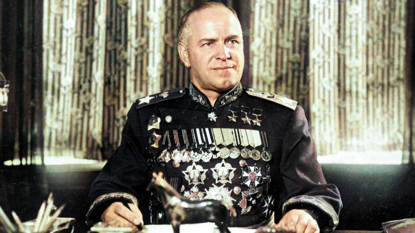 Најбољи совјетски војсковођа у Другом светском рату