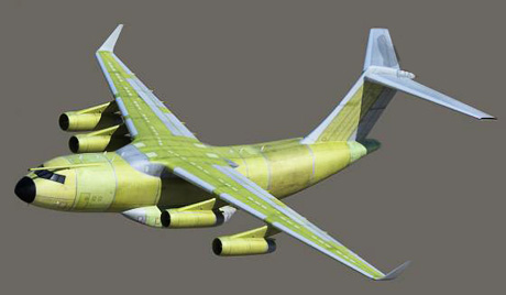 Кинески аналог Ил-76