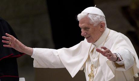 Опкладе поводом Папине оставке