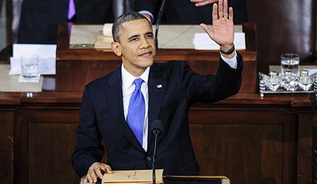Приоритети америчке политике у обраћању Барака Обаме