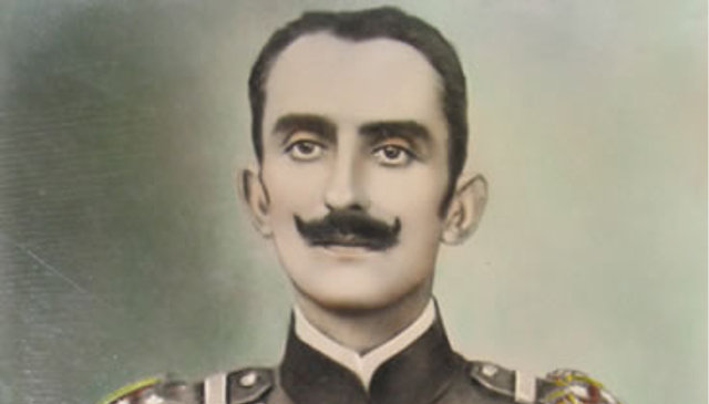 Лексо Саичић: Најславнији мегданџија руско - јапанског рата