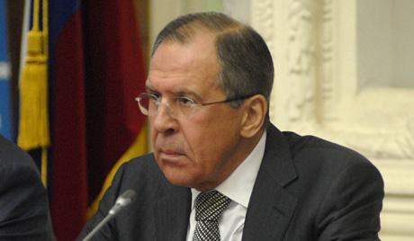 Сергеј Лавров: Русија не калкулише сменом режима