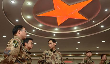 Кинески одбрамбени буџет расте природно и неизбежно