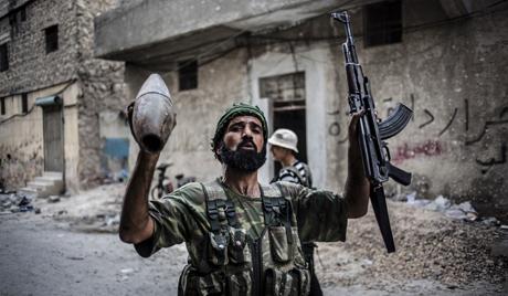 Европски бензин за сиријски пожар