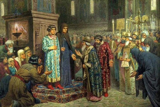 Романови и Срби: Осамнаести век