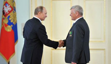 Русија прославља хероје рада