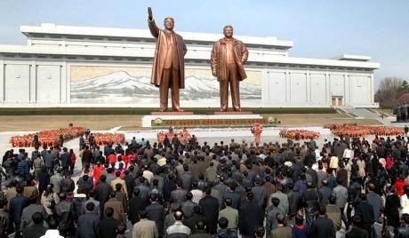Severna Koreja: partija i buržoazija protiv ujedinjenja Koreje