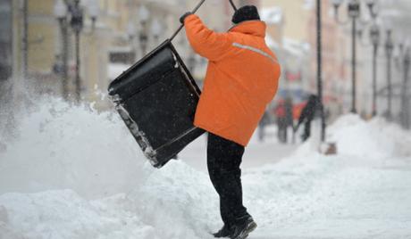 Зима мотивише становнике Русије на радне подвиге