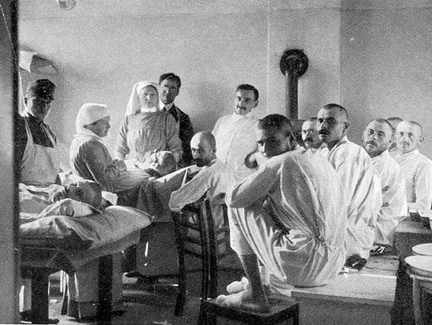 Време када је Ваљево било град-болница