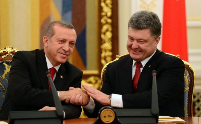 Порошенко користи «FETO» у Украјини за притисак на Ердогана
