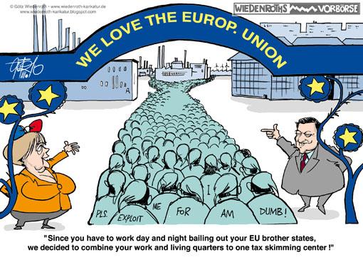 Циљ ЕУ на Балкану: Прављење радног логора са јефтином радном снагом