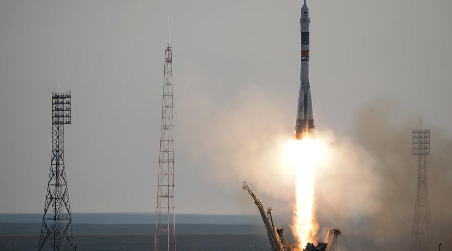 """Заједничко лансирање космичких апарата са """"Сојуз 2"""""""