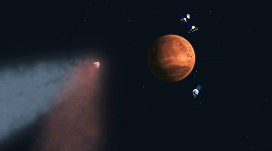 РТ: Космички канцер угрожава мисију са људском посадом на Марс