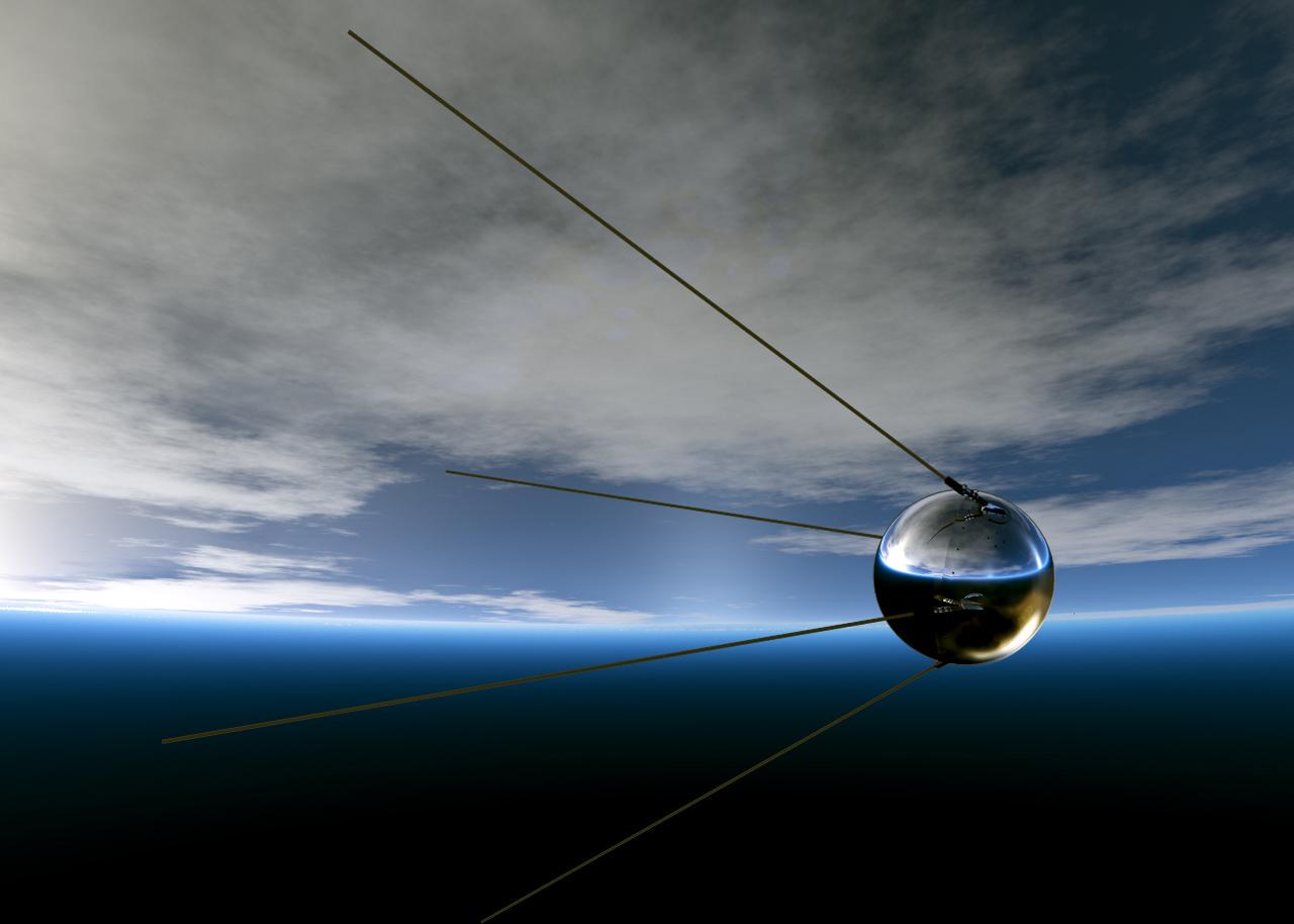 "Пре 70 година почела космичка ера - лансиран сателит ""Спутник-1"""