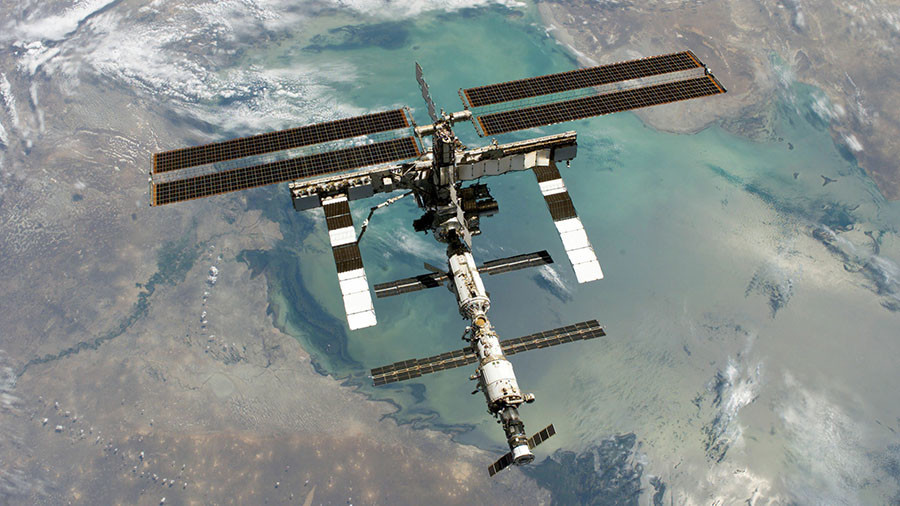 РТ: Пронађене бактерије на трупу Међународне космичке станице