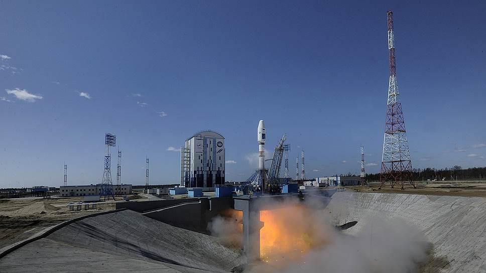 """Успешно лансирана космичка ракета-носаш """"Сојуз 2.1б"""""""
