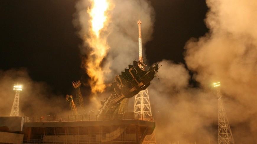 "Lansirana raketa-nosač ""Sojuz-2.1b"" sa vojnim satelitom"
