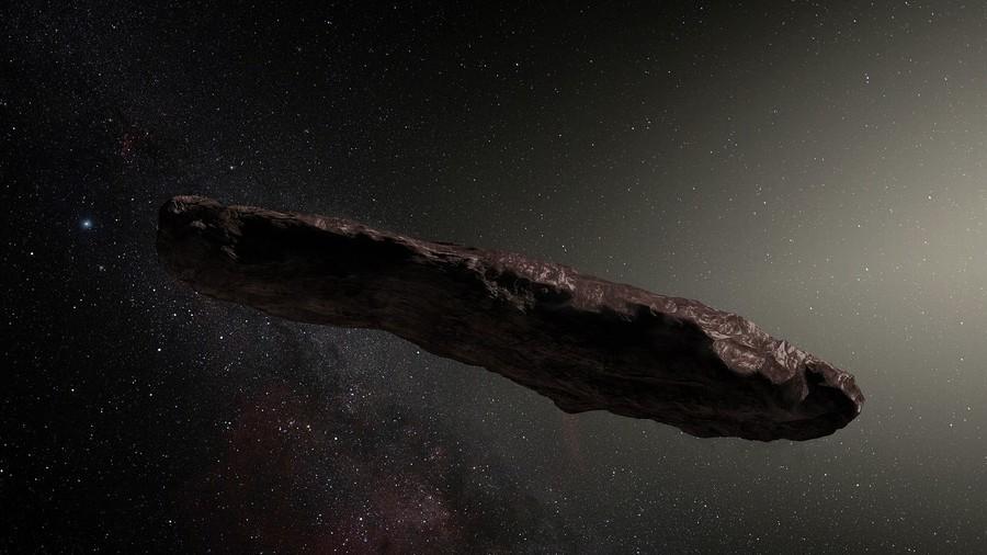 РТ: Мистериозни објекат ће бити испитан на трагове ванземаљске технологије