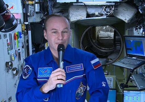 Космонаут Рјазански: Космос мирише на заваривање метала