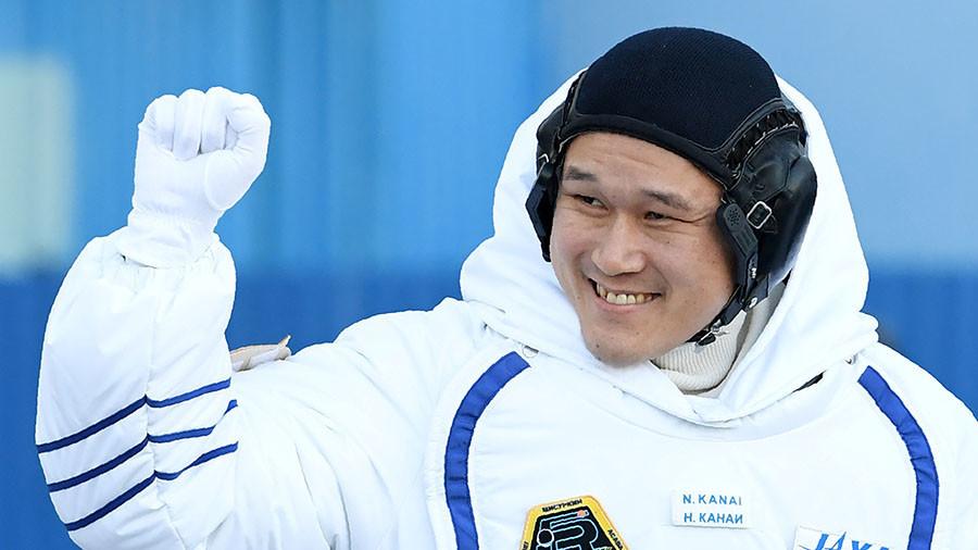 RT: Japanski kosmonaut porastao za devet centimetara na MKS-u