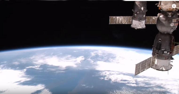 Посматрајте Земљу из космоса - УЖИВО