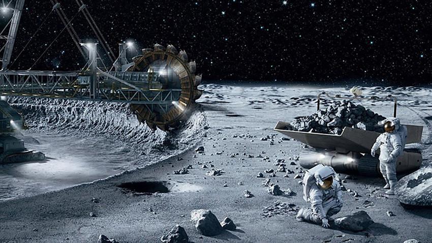 Сировине из космоса: Русија покреће космичко рударство