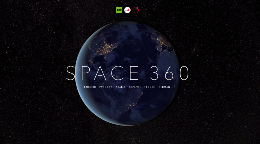 РТ: Космос 360 - Доживите космичко искуство путем напредне технологије