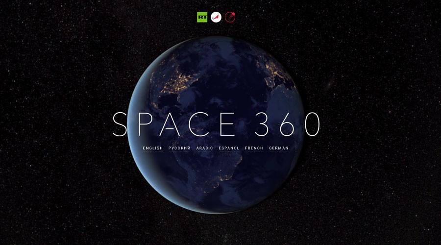 RT: Kosmos 360 - Doživite kosmičko iskustvo putem napredne tehnologije