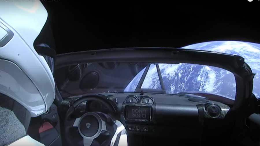 RT: Odiseja u svemiru - lutka vozi do Marsa