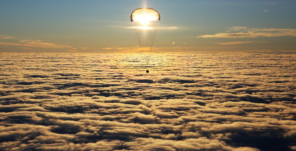 Космонаути МКС-а слетели на Земљу