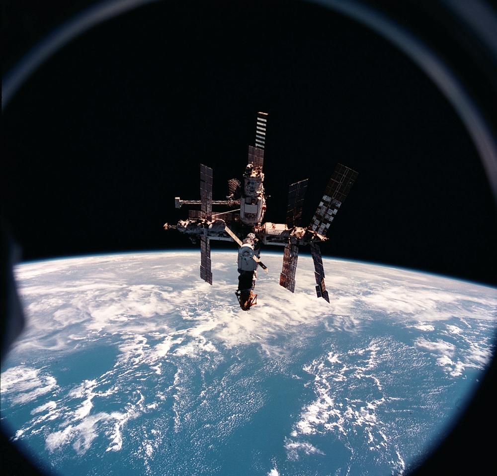 """Девет података о чувеној космичкој станици """"Мир"""""""
