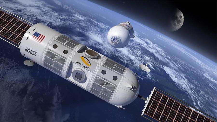 РТ: Први космички хотел биће лансиран у орбиту 2021. године