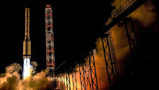 """Успешно лансирана космичка ракета """"Протон-М"""" са војним сателитом"""