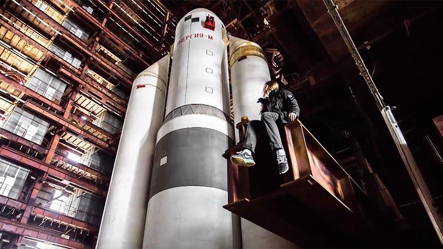 РТ: Напуштене космичке летелице из совјетске ере