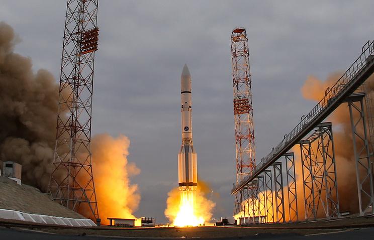 """Рогозин: Ракета """"Протон"""" испунила своју историјску мисију"""
