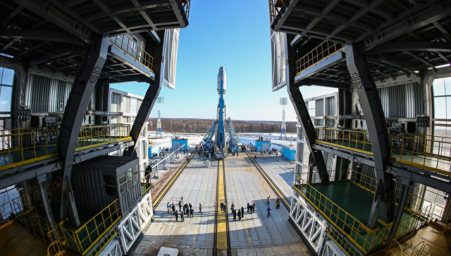 "Rogozin: Počeli radovi na kosmičkoj raketi ""Sojuz 5"""