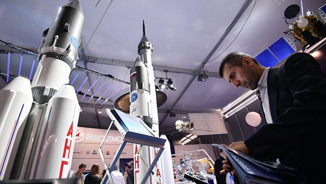 """Могућа изградња вишекратне ракете-носача """"Ангара-А5В"""""""