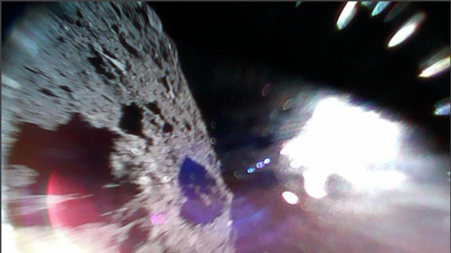 Јапанска космичка агенција објавила прве фотографије са површине астероида