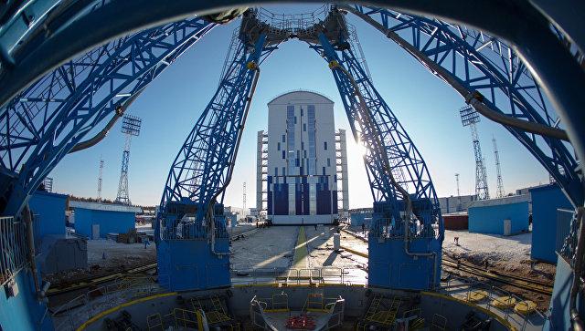 """Rogozin: Prvo lansiranje sa """"Vostočnog"""" 2023. godine"""