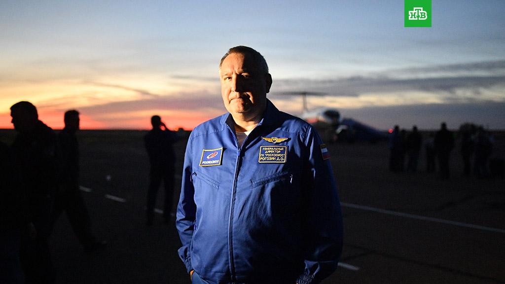 """Рогозин: Високо оцењујемо дејства посаде """"Сојуза"""", понашали су се веома хладнокрвно"""