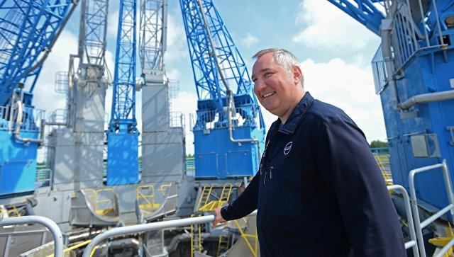 NASA pozvala Rogozina da poseti SAD iako su mu uvedene sankcije